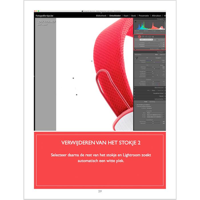 Productfotografie Packshots